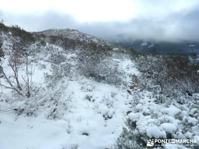 El Porrejón y Peña La Cabra; rutas senderismo; sierra de madrid;excursiones guadalajara
